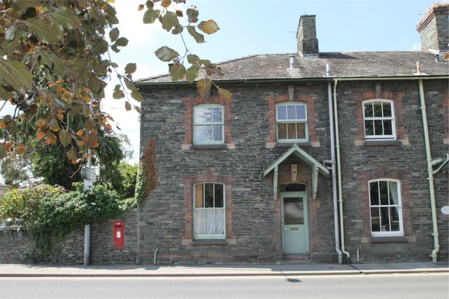 Thumbnail End terrace house for sale in 127 Main Street, Keswick, Cumbria