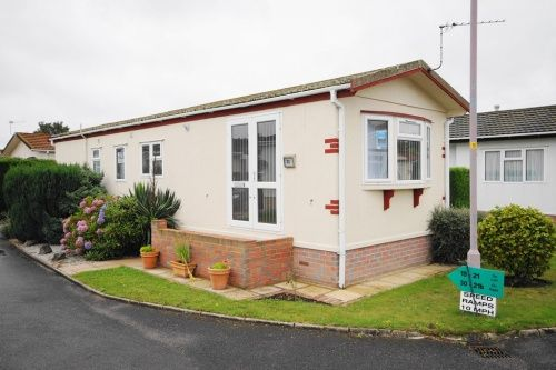 Thumbnail Mobile Park Home For Sale In Stour New Road Bournemouth