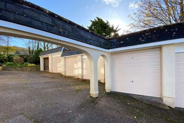 Garage of Salcombe Court, Salcombe Hill Road, Sidmouth, Devon EX10