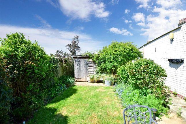 Thumbnail Semi-detached bungalow for sale in Barnsite Gardens, Rustington, West Sussex