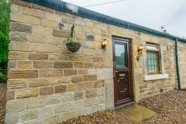 Thumbnail Terraced bungalow for sale in Halifax Road, Batley
