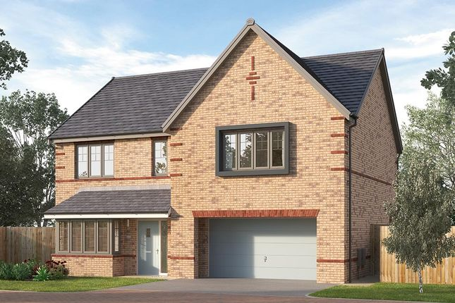 "Thumbnail Detached house for sale in ""The Chesham"" at Pennyfine Road, Sunniside, Newcastle Upon Tyne"