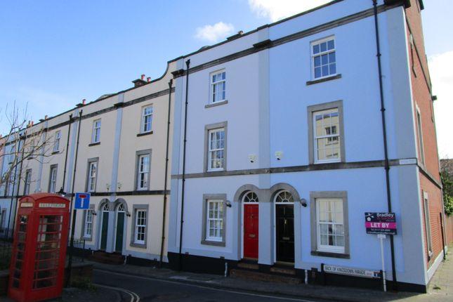 Thumbnail Terraced house to rent in Saville Mews, Kingsdown Parade, Kingsdown, Bristol