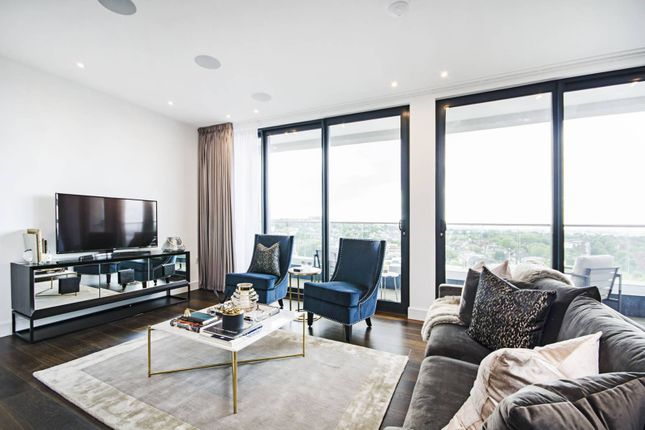 Thumbnail Flat to rent in Finchley Road, South Hampstead, London