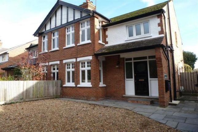 Thumbnail Semi-detached house to rent in Yeoman Lane, Bearsted, Maidstone