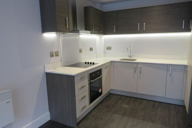 Thumbnail Flat to rent in Chatham Street, Leicester