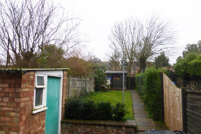 Garden of Main Street, Yaxley, Peterborough PE7