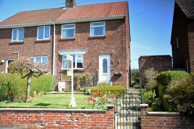 Thumbnail Semi-detached house to rent in Burnhopeside Avenue, Lanchester, Durham