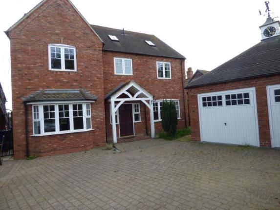 Thumbnail Detached house for sale in The Beeches, Neal Croft, Whittington, Lichfield
