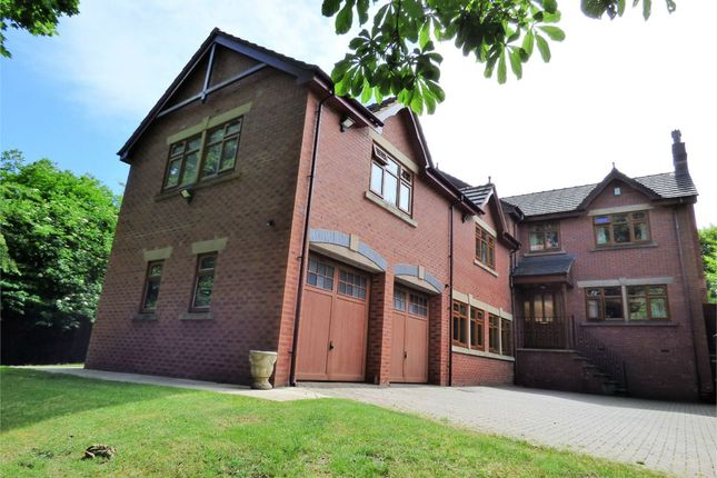 Thumbnail Detached house for sale in Eden Park, Blackburn, Lancashire
