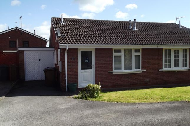 Thumbnail Bungalow to rent in Britannia Drive, Burton-On-Trent