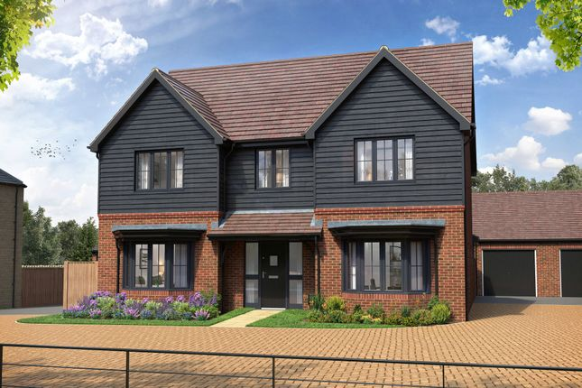 """Thumbnail Detached house for sale in """"Solville"""" at Campden Road, Lower Quinton, Stratford-Upon-Avon"""