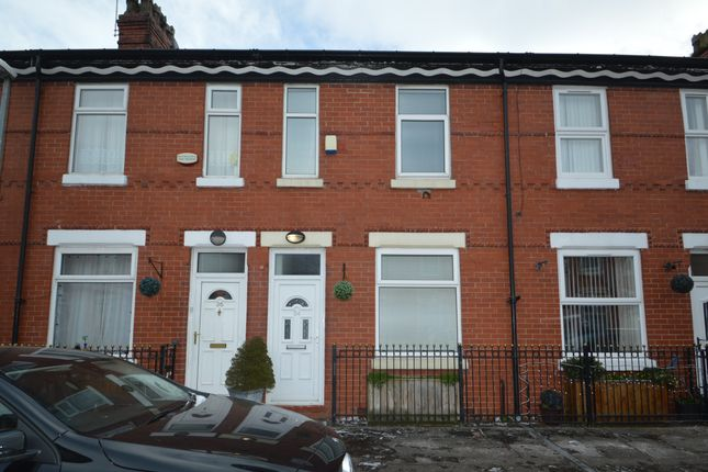 Thumbnail Terraced house to rent in Ukraine Road, Salford, Manchester