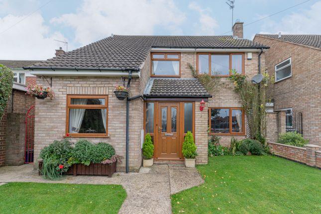 Thumbnail Detached house for sale in Belvoir Drive, Barton Seagrave, Kettering