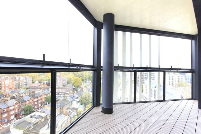 Thumbnail Flat to rent in 27 Patcham Terrace, Battersea, London