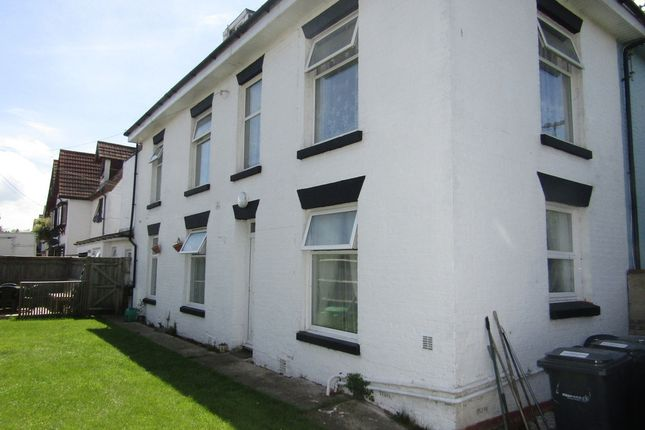 Thumbnail End terrace house to rent in Ferrol Road, Gosport