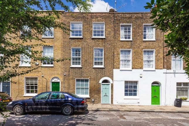 Thumbnail Town house for sale in Moon Street, London