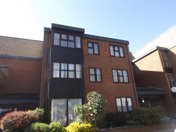 Thumbnail Flat for sale in Lincoln Gate, Lincoln Road, Peterborough, Cambridgeshire