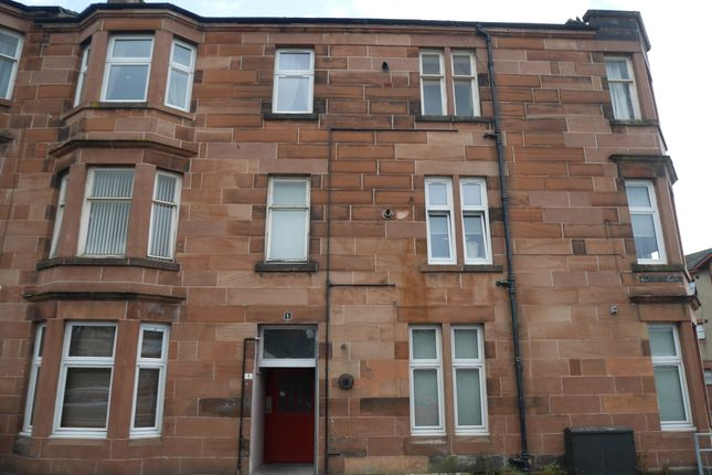 Thumbnail Flat for sale in Gladstone Avenue, Barrhead