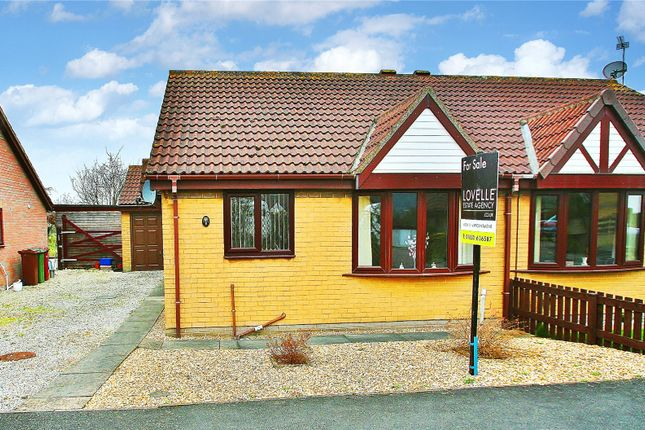 Thumbnail Bungalow for sale in Old Warp Lane, South Ferriby, North Lincolnshire