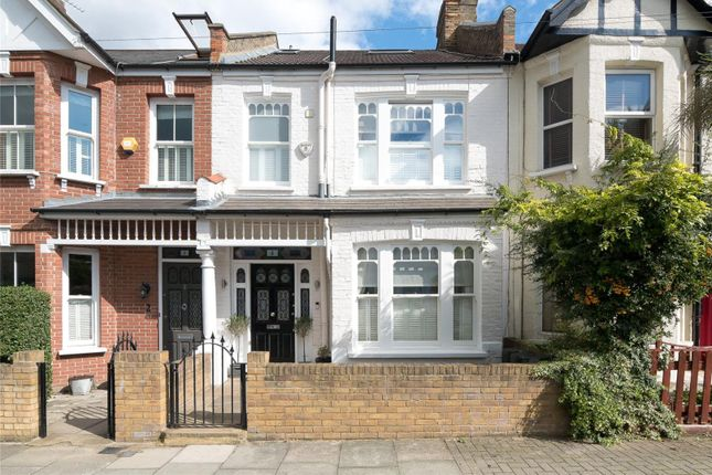 Thumbnail Terraced house for sale in Engadine Street, Southfields, London