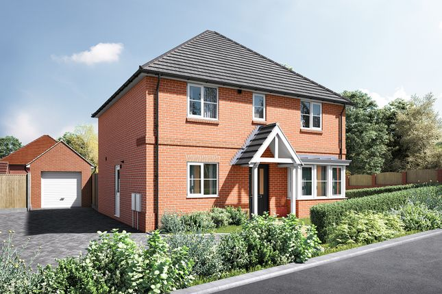 """Thumbnail Detached house for sale in """"The Pembroke"""" at Wood Lane, Binfield, Bracknell"""