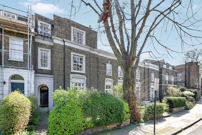 Thumbnail Terraced house for sale in Canonbury Grove, London