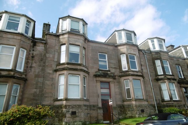 Thumbnail Flat to rent in Royal Street, Gourock