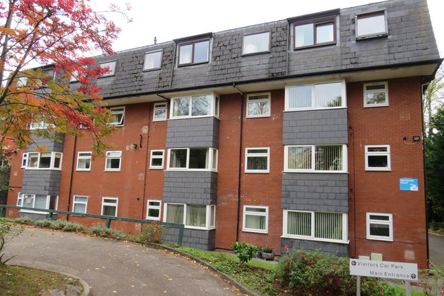 1 bed flat for sale in Station Road, Llanishen, Cardiff CF14