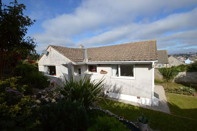 Thumbnail Detached bungalow for sale in Broad Park, Oreston, Plymouth