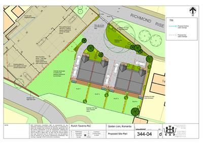 Thumbnail Land for sale in Residential Development Opportunity, Ainderby Road, Romanby, Northallerton, North Yorkshire