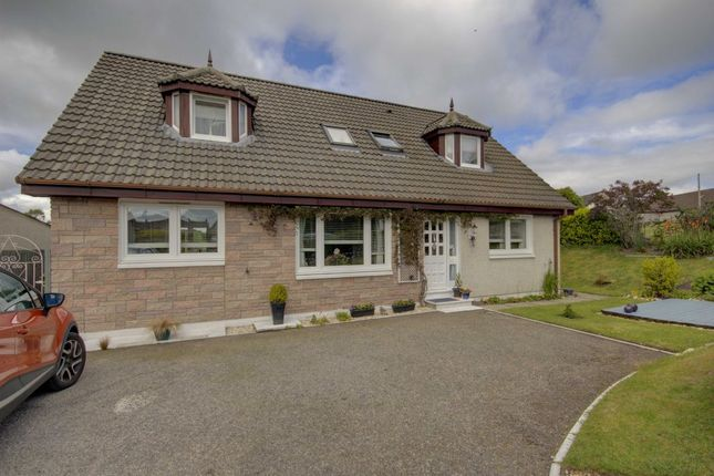Thumbnail Detached house for sale in Gordon Terrace, Fearn, Tain