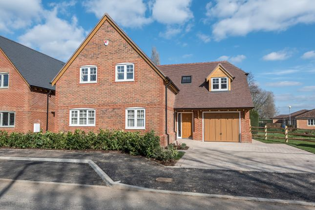 Thumbnail Detached house for sale in Aberliegh Gardens, Arborfield Green, Arborfield