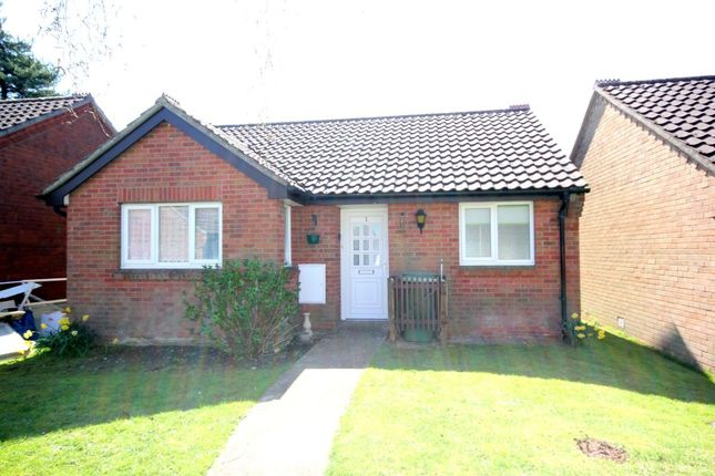 Thumbnail Bungalow for sale in Churchfield Green St. Williams Way, Norwich