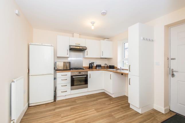 Kitchen of Holland Crescent, Ashby-De-La-Zouch, Leicestershire LE65