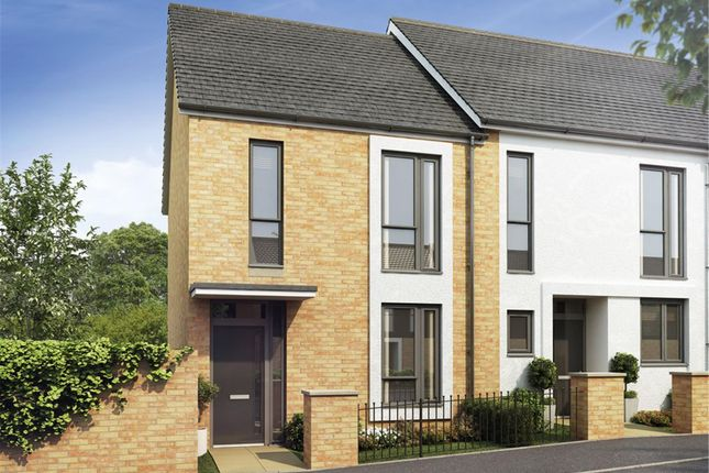 Thumbnail Semi-detached house for sale in Plot 26 The Elm, Locking Parklands, Locking