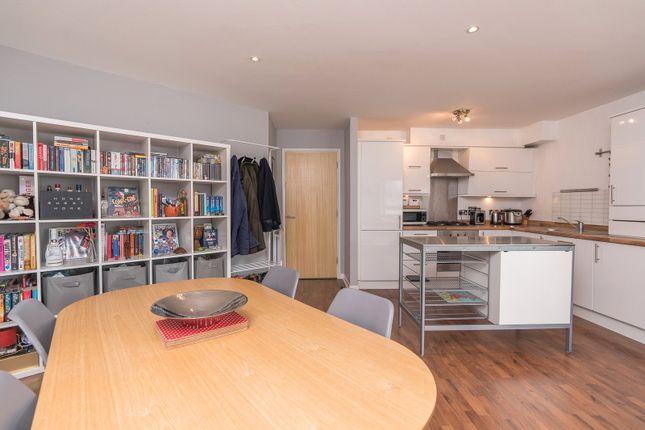 Kitchen Area of Hawkhill Close, Edinburgh EH7