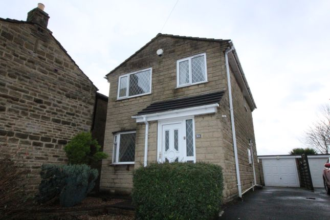 3 bed detached house to rent in Halifax Road, Hightown, Liversedge WF15