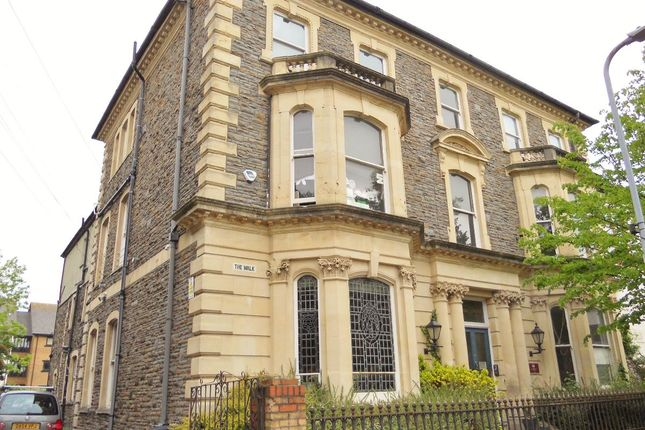 Thumbnail Flat to rent in The Old Convent, The Walk, Roath, Cardiff