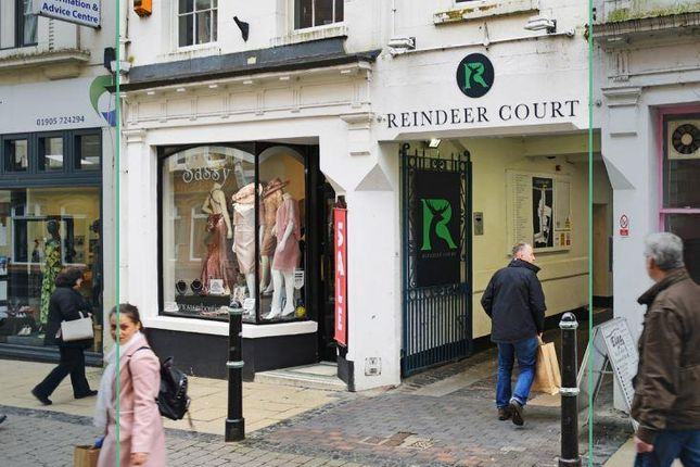 Thumbnail Retail premises for sale in 17 Reindeer Court, Worcester