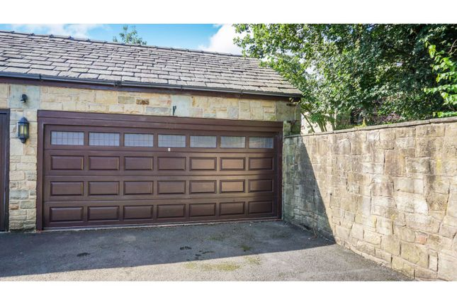 Double Garage of Bradshaw Hall Drive, Bradshaw, Bolton BL2