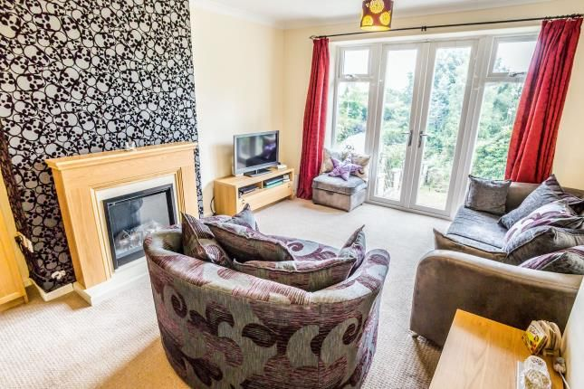Living Room of Deer Croft Crescent, Salendine Nook, Huddersfield, West Yorkshire HD3