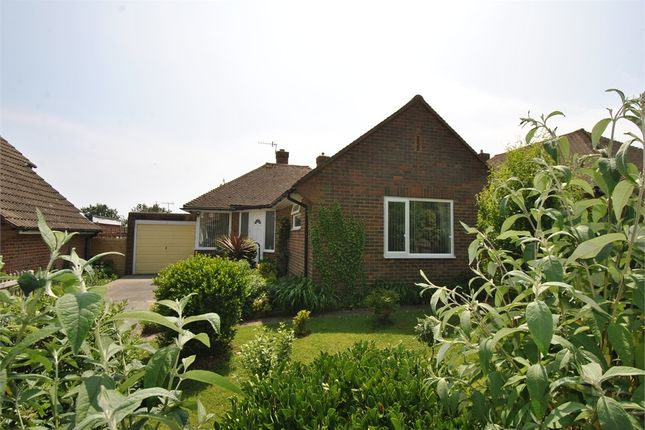 Thumbnail Detached bungalow for sale in Lewes Close, Bexhill-On-Sea, East Sussex