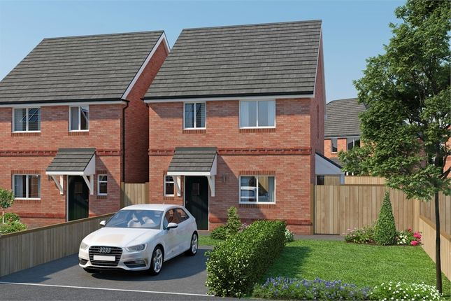 Thumbnail Detached house for sale in Mulberry Park, Forest Road, Ellesmere Port, Cheshire