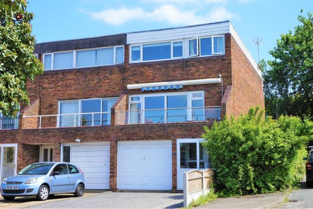 Thumbnail End terrace house for sale in Gun Hill Place, Basildon