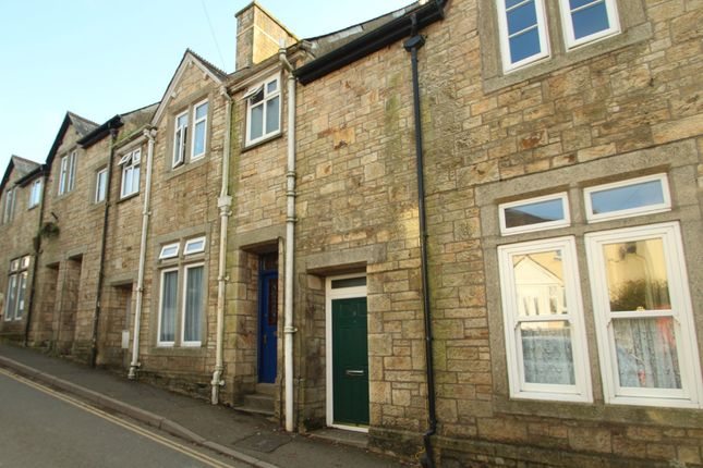 Thumbnail Terraced house for sale in Station Road, Bere Alston, Yelverton