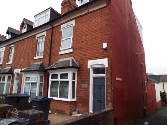 Thumbnail End terrace house for sale in Pershore Road, Selly Park, Birmingham, West Midlands