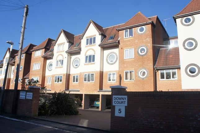 Thumbnail Flat to rent in Downy Court, 154 - 166 Bournemouth Road, Poole