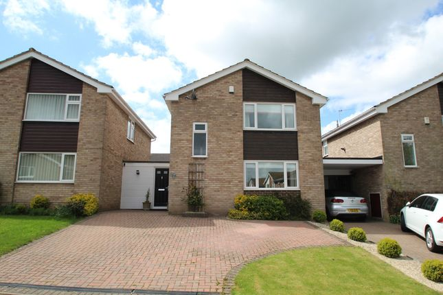 Thumbnail Link-detached house for sale in Gilbert Avenue, Walton, Chesterfield