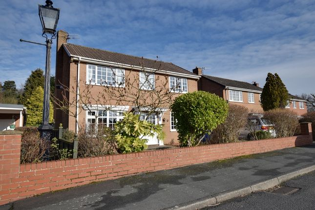 Thumbnail Detached house for sale in Hay Brow Crescent, Scalby, Scarborough, North Yorkshire